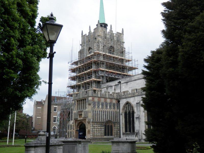 Tower Repairs