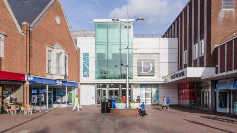Dolphin Centre Mall & Falkland Square