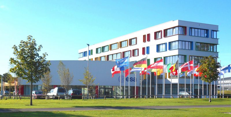 The European Centre for Space